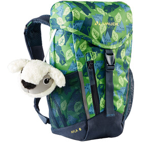 VAUDE Ayla 6 Backpack Kids, parrot green/eclipse